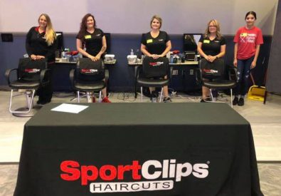 Sport Clips Haircuts...