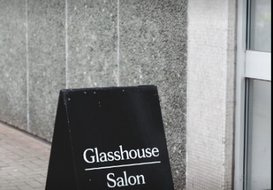 Glasshouse Salon  Ha...
